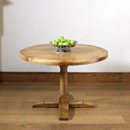 Old Charm Chatsworth CT2874 Round Dining Table