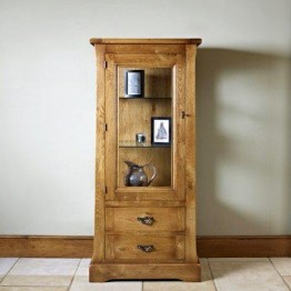 Old Charm Chatsworth CT2880 Display Cabinet