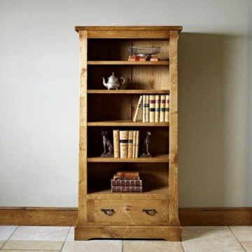Old Charm Chatsworth CT2881 Bookcase with drawer