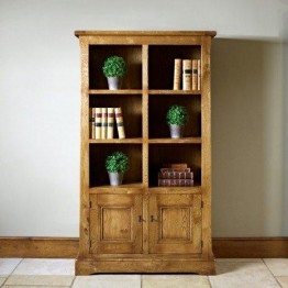 Old Charm Chatsworth CT2882 Bookcase with doors