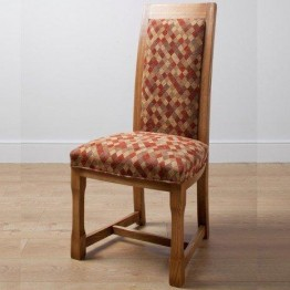 Old Charm Chatsworth CT2899 Dining Chair in Fabric