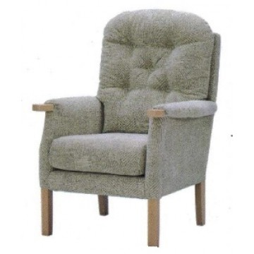 ETO/CH/AVE Cintique Eton Chair - Average