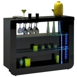 Sciae Furniture Floyd Bar - 38 Black - No 16 Bar
