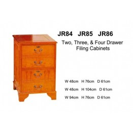 Three Drawer Filing Cabinet | Reproduction Furniture Filing Cabinet | Reproduction Furniture