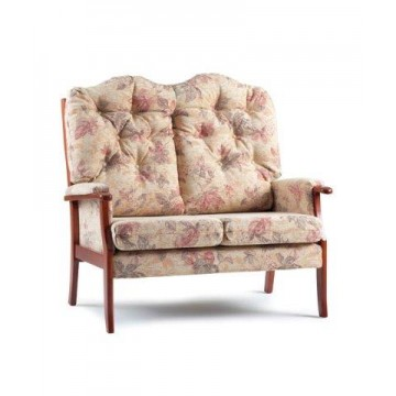 Megan High Back 2 Seater Settee by Relax Seating
