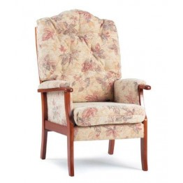 Megan Grande Chair with High Seat
