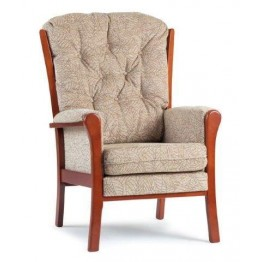 Milford Chair - Standard Seat Height by Beaufort Designs / Relax Seating