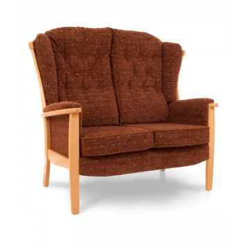 Richmond Petite High Seat 2str Settee