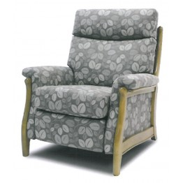 RIC/RC Cintique Richmond Manual Recliner Chair