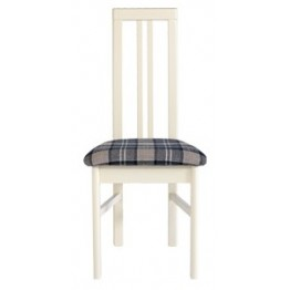 1211 Sutcliffe Hertford Upholstered Seat Chair - Tufftable Collection