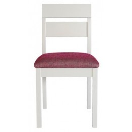 1221 Sutcliffe Cheshunt Upholstered Seat Chair - Tufftable Collection