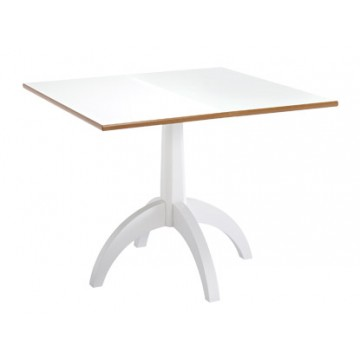 1131 De Zetel (Sutcliffe) Tufftable Collection - Fixed Square Top with Pedestal Base