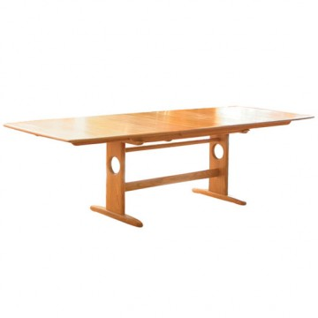 Ercol 1194 Windsor Large Extending Dining Table