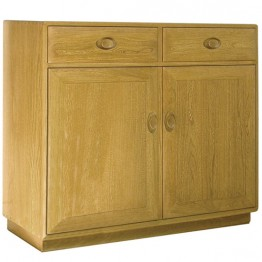 Ercol 3821 Windsor 2 Door Sideboard