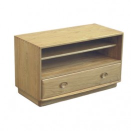 Ercol 3832 Widescreen TV Cabinet