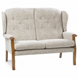 JC & MP Smith Jilly Wing Standard Two Seat Sofa