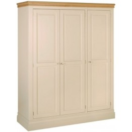 Lundy Ladies Triple Wardrobe