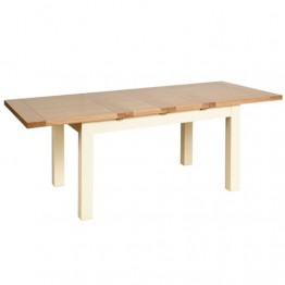 Lundy Standard Dining Table With 2 Extensions