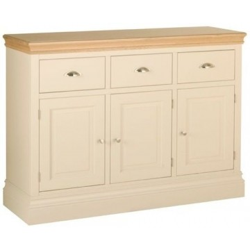 Lundy 3 Drawer Sideboard