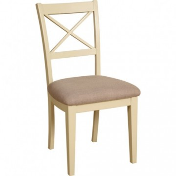 Lundy Cross Back Dining Chair