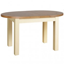 Lundy Small D End Table