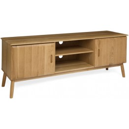 Monica TV Cabinet with 2 Doors