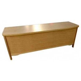 Nathan Oak Bedroom 7525 Bench Chest