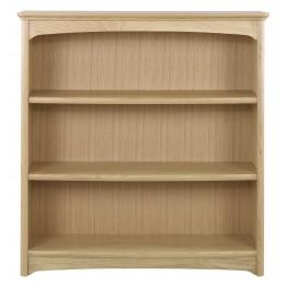Nathan Oak 8993 Mid Double Bookcase NEB-8993-OK