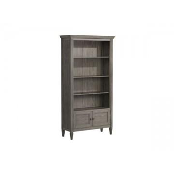 Nathan Helsinki Tall Bookcase with 2 Doors NHD-5950-AH