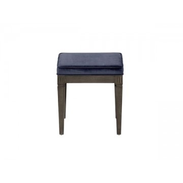 Nathan Helsinki 1300 Dressing Stool with upholstered top NHI-1300-AS