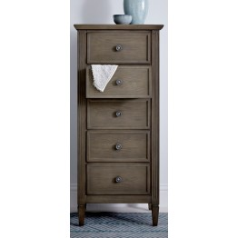 Nathan Helsinki 0500 5 Drawer Chest NHI-0500-AS