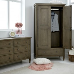 Nathan Helsinki 2000 Wardrobe with Drawer NHI-2000-AS