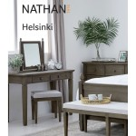 The Nathan Furniture Helsinki Bedroom Collection
