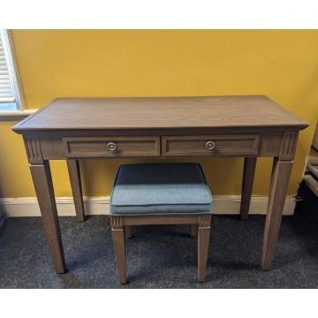 Nathan Helsinki Dressing Table & Stool - ONLY ONE LEFT