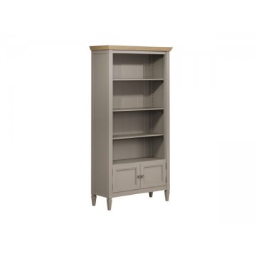 Nathan Oslo Tall Bookcase with 2 Doors NOD-7950-PT