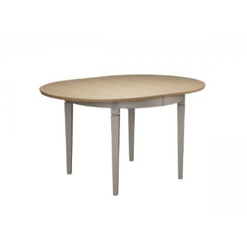 Nathan Oslo Circular Extending Dining Table NOD-7936-PT