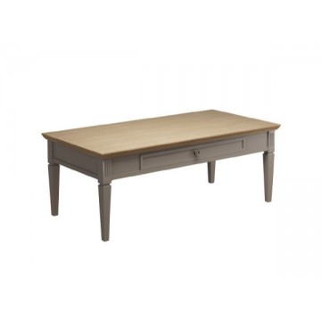 Nathan Oslo Coffee Table with Drawer NOD-7911-PT