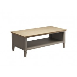 Nathan Oslo Coffee Table with Shelf NOD-7910-PT