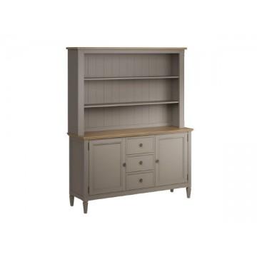 Nathan Oslo Wide Dresser Top on Large Sideboard Base NOD-7050-PT & NOD-7850-PT