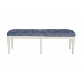 Nathan Oslo 1400 Large Bench with upholstered top NOB-1400-PT
