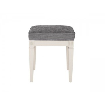 Nathan Oslo 1300 Dressing Stool with upholstered top NOB-1300-PT