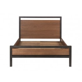 Nathan Palma Bedstead - With Upholstered Headboard