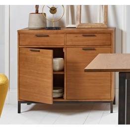 Nathan Palma 2 Drawer 2 Door Small Sideboard NVP-15152-TK