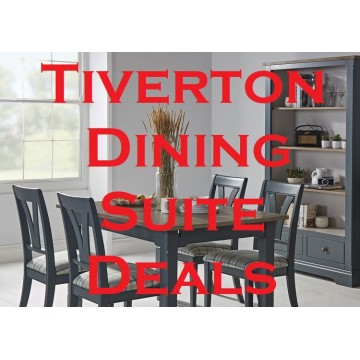 Tiverton Dining Set Deal - Configure your perfect dining suite! - Get one chair for free!!