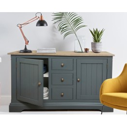 Nathan Tiverton Two Door Three Drawer Sideboard