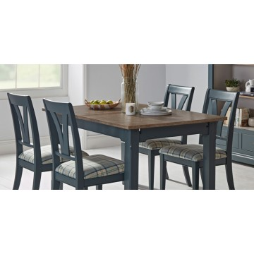 Nathan Tiverton Extending Dining Table