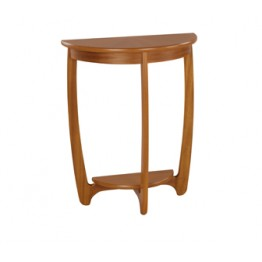 5024 Nathan Cricket Table in Teak