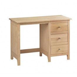 Corndell Nimbus 1215 single pedestal dressing table