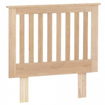 Corndell Nimbus 1246 strata headboard for a 3ft single bed