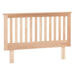 "Corndell Nimbus 1247 strata headboard for a 4ft 6"" double bed"
